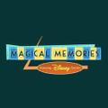 Magical Memories featuring Disney Fine Art logo