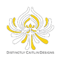 Distinctly Caitlin Designs Logo