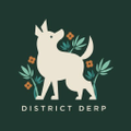 District Derp™ Art Gallery Logo