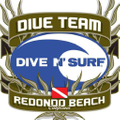 Dive N' Surf Logo
