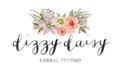DizzyDaisy Fabric Studio Australia Logo