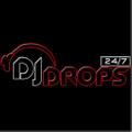 DJ Drops 24/7 Logo