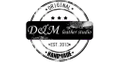 D&M Leather Studio Logo
