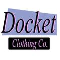 Docket Clothing Co Logo