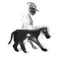 dog&boy Logo