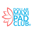 Dollar Maxi Pad Club Logo