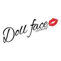 Doll Face Clothing Co Logo