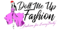 Doll Me Up Fashion Logo