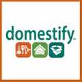 Domestify logo