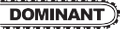 Dominant Saw Logo