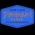 Dominant Vapor Logo
