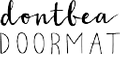 Dontbeadoormat Logo