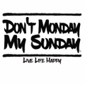 dontmondaymysunday Logo