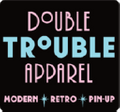 Double Trouble Apparel Logo