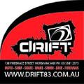Drift 83 Australia Logo