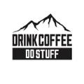 DRINK COFFEE DO STUFF Logo