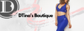 DTina's Boutique Logo