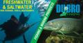 Dubro Fishing Logo