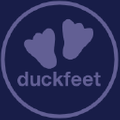 Duckfeet Usa Logo
