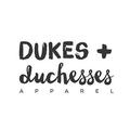 dukes and duchesses apparel pty ltd Logo