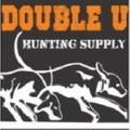 Double U Hunting Supply USA Logo