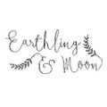 Earthling&Moon Logo