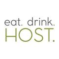 Eat Drink Host USA Logo