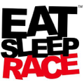 Eat Sleep Race Logo