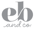 EB and Co. Logo