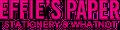 Effie's Paper Logo