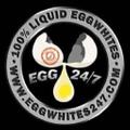 Eggwhites 24/7 Logo