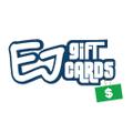 EJ Gift Cards Logo