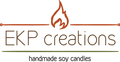 EKP Creations Candle Co. Logo