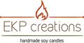 EKP Creations Candle Co. Logo