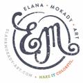 Elana Mokady Art Logo