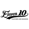 Eleven10Leather and Designs Logo