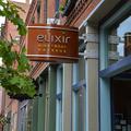 Elixir Mind Body Massage Logo