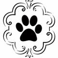 Ellay Dog Logo