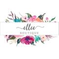 Ellee Boutique Logo