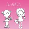 EmAndLizBox Logo