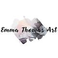 Emma Thomas Art logo
