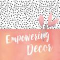 Empowering Decor Logo