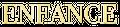Enfance Baby & Kids Canada Logo