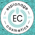 Espionage Cosmetics Logo