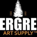 Evergreen Art Supply USA Logo