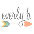 everly b. handmade Logo