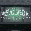 Evolved Body Art Logo