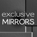 Mirrors | Exclusive Mirrors Logo