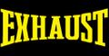 Exhaust Garment Logo