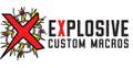 eXplosive Custom Macros Australia Logo